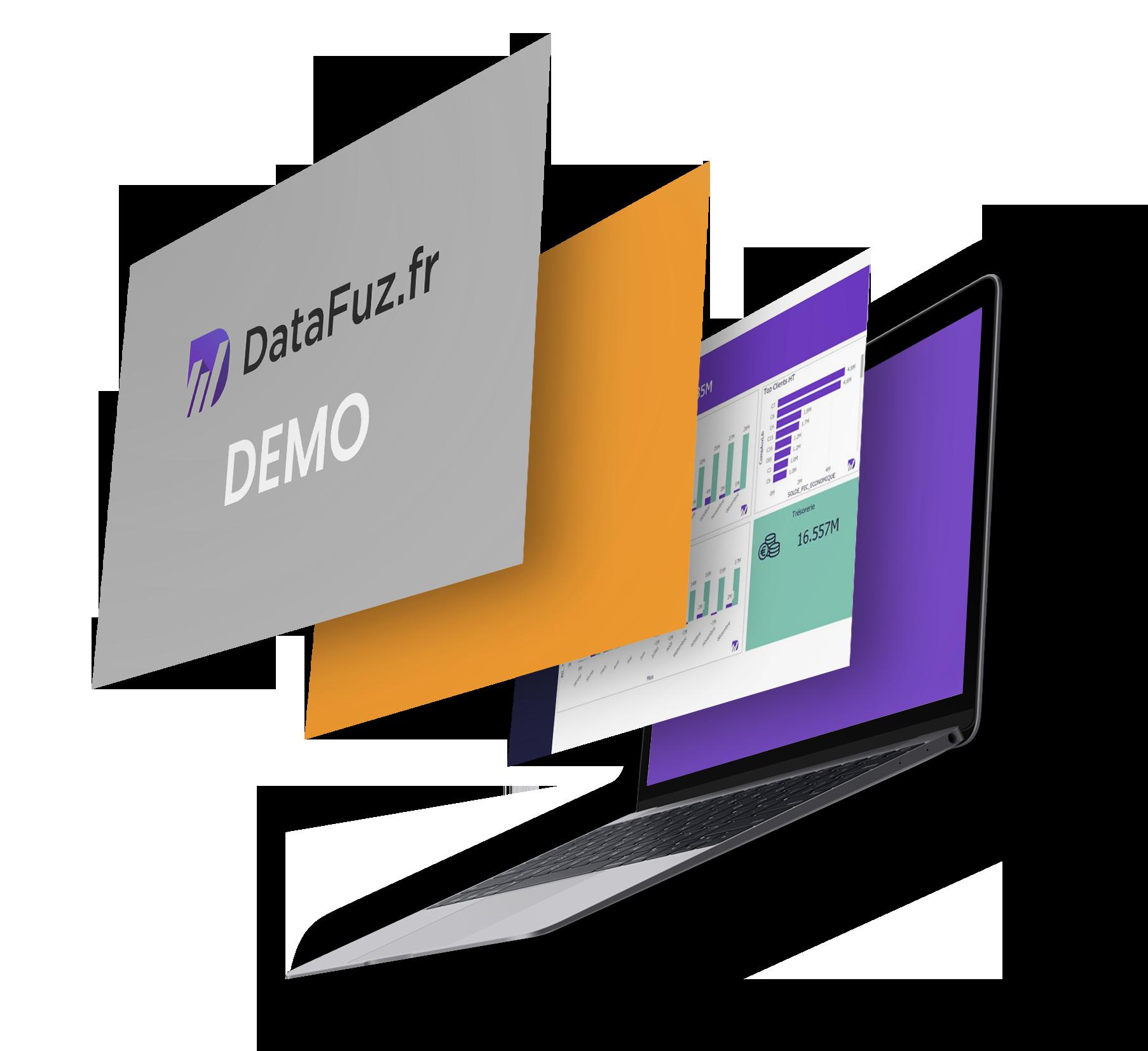 Demande de demo DataFuzz