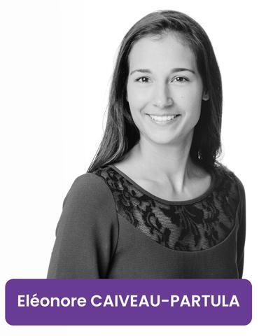 Eléonore CAIVEAU-PARTULA